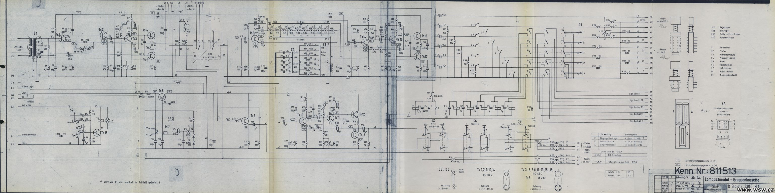 schematic for behringer rx1602 mixer quote